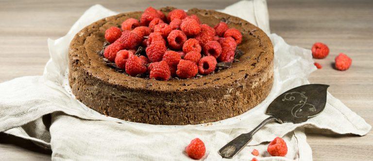 Herkullinen, suklainen mutakakku on helppo valmistaa