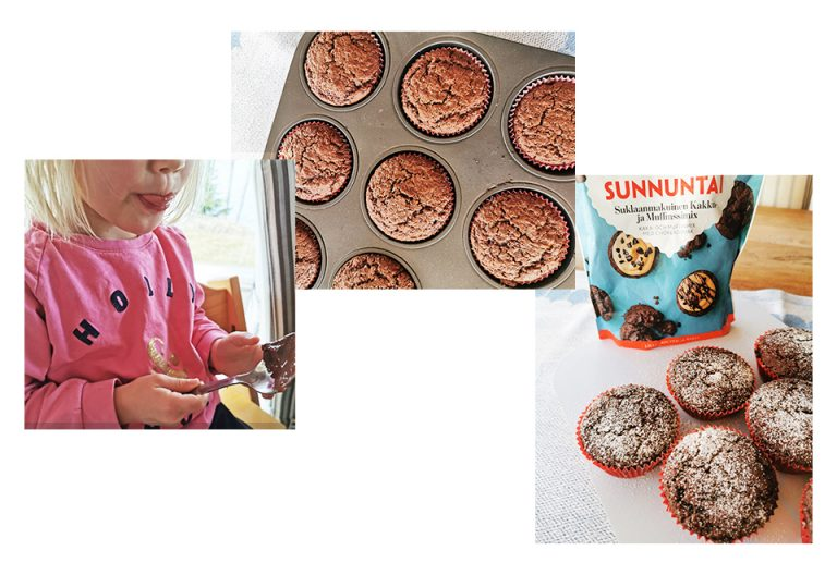 Jokainen osaa leipoa! Sunnuntain Leivontamixeillä onnistut.