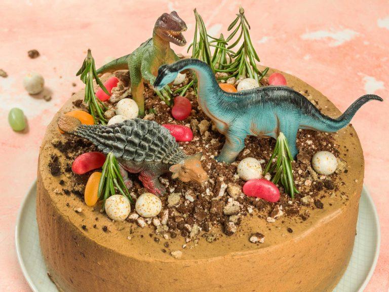 Dinosauruskakku